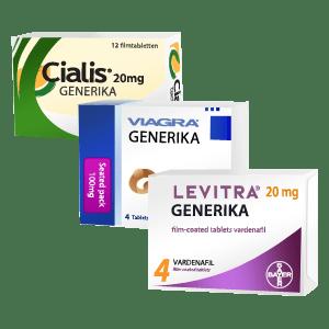 Generika Testpakete