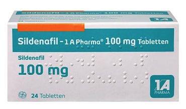 Viagra Generika (Sildenafil 100mg)