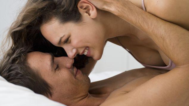 Geschlechtsverkehr zwischen Frau und Mann