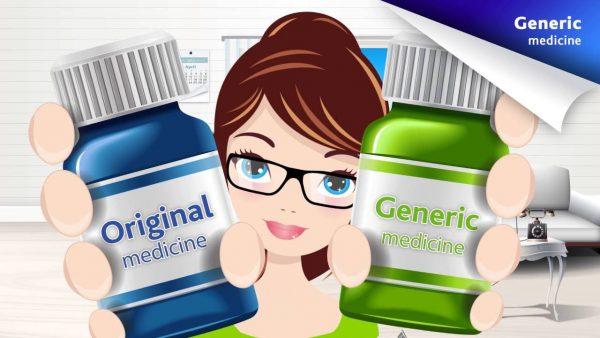 Original vs Generika Medikamente (Arzneimittel)